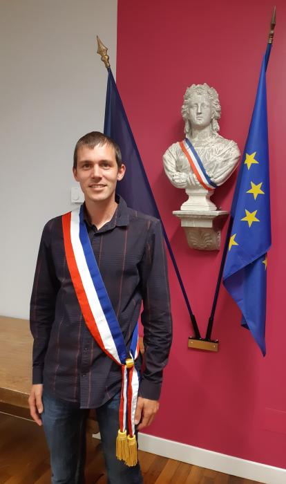 Loïc RACLOT, Maire