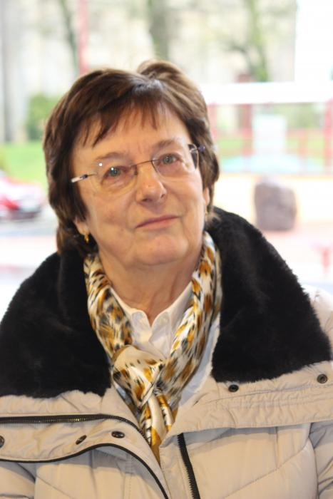 Françoise CARTERON, 1ère adjointe